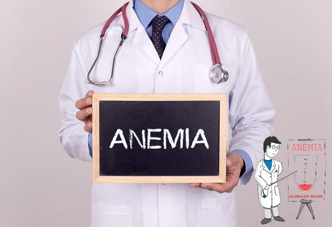 menu dieta para la anemia