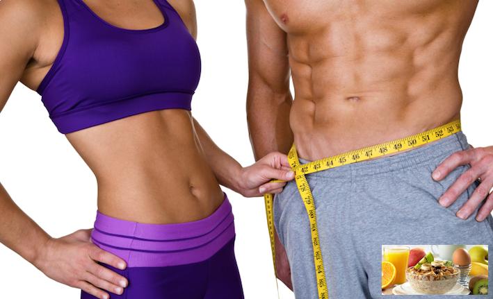 ejercicio y dieta para abdomen plano