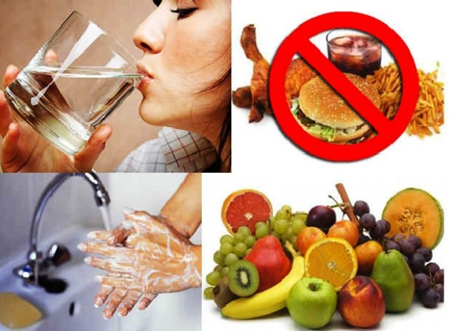 Dieta para despues de gastroenteritis
