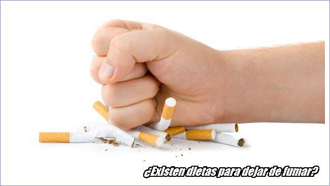 dieta-para-dejar-de-fumar