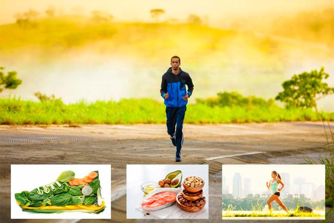 dieta para corredores para bajar de peso
